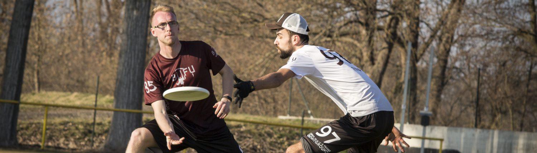 Brno Ultimate Frisbee Underground